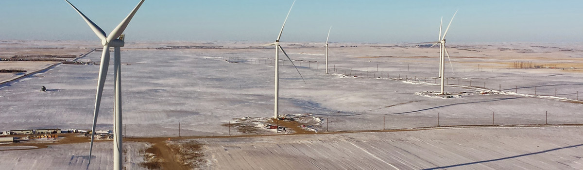 Wind Farm Signals Saskatchewan Trend Algonquin Power & Utilities'  23 MW Morse wind farm  exemplifies how future projects  will get done in the province.