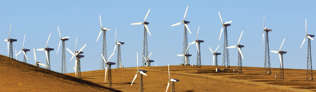 Project Profile: EWT's Tehachapi EWT Americas seeks a modification from state  regulators to allow development  on legacy wind sites.